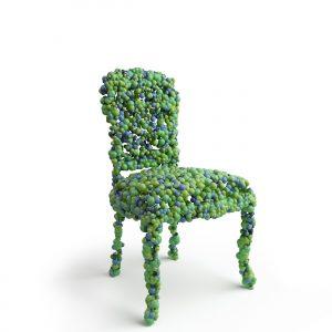 molecular chair